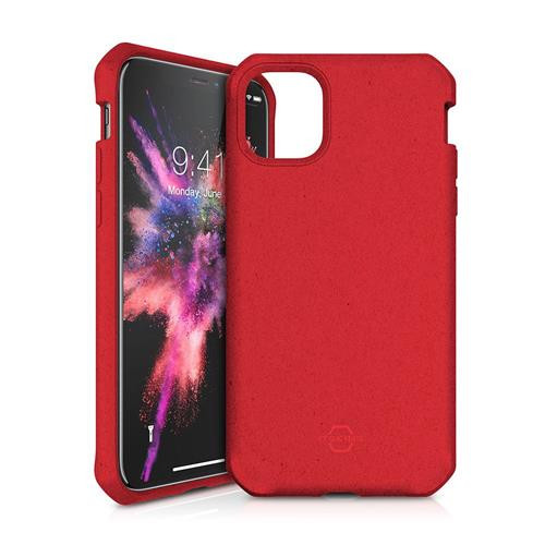 Apple iPhone 11 Soft-Cover Feronia Bio red