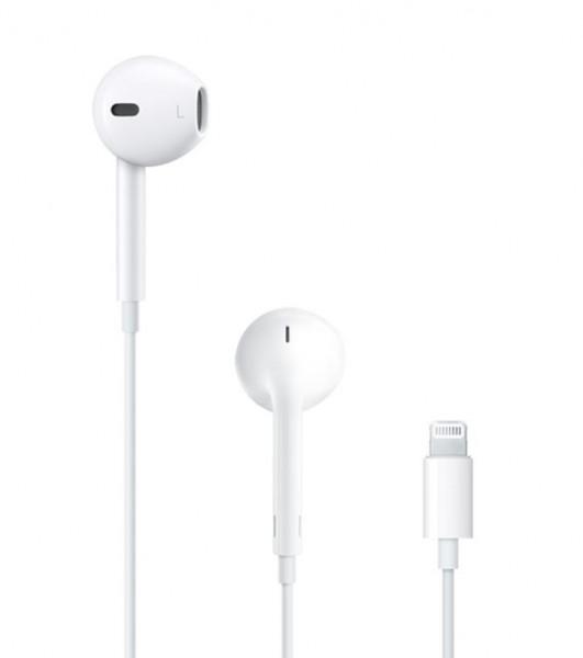 Apple Headset Lightning weiss