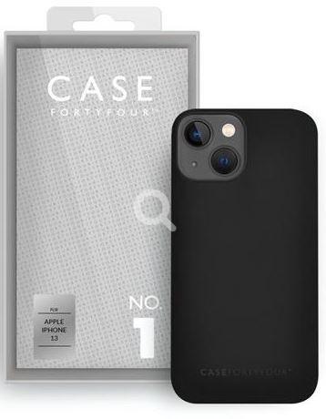 Apple iPhone 13 Silikon-BackCover Case44 No.1 black