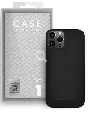 Apple iPhone 13 Pro Silikon-BackCover Case44 No.1 black