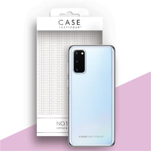 """Samsung Galaxy S20 Soft-Cover """"No.1 Case transparent"""""""