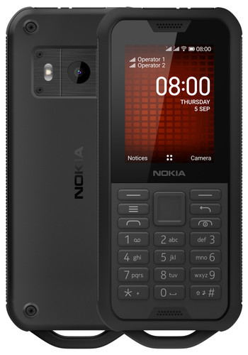 Nokia 800 Tough