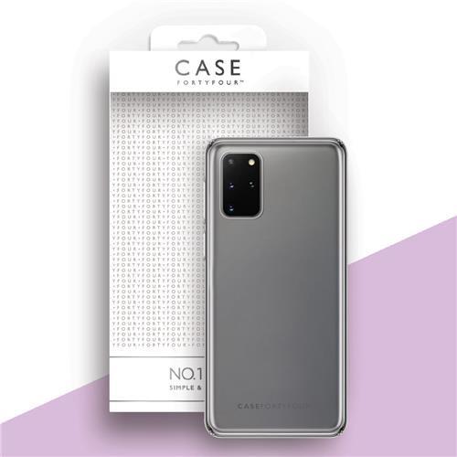 """Samsung Galaxy S20 Plus Soft-Cover """"No.1 Case transparent"""""""